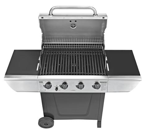 Master Chef Elite  Burner Natural Gas Bbq