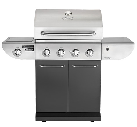 Master Chef 174 E480 Barbecue