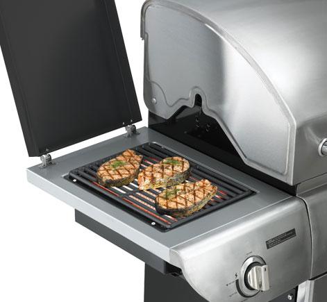 Master Chef 174 E500 Barbecue
