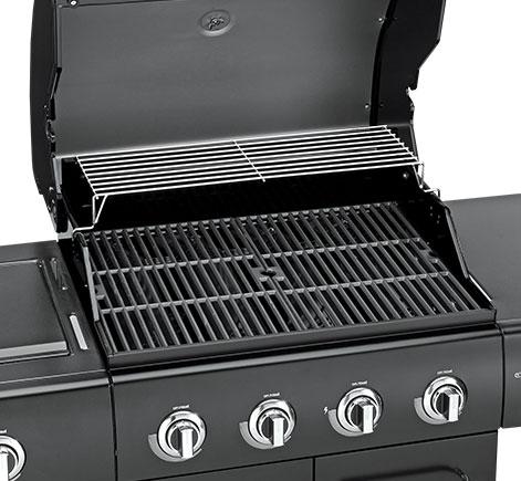 master chef e600 propane bbq manual pdf