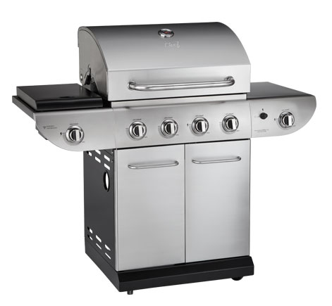 Master Chef 174 E600 Barbecue