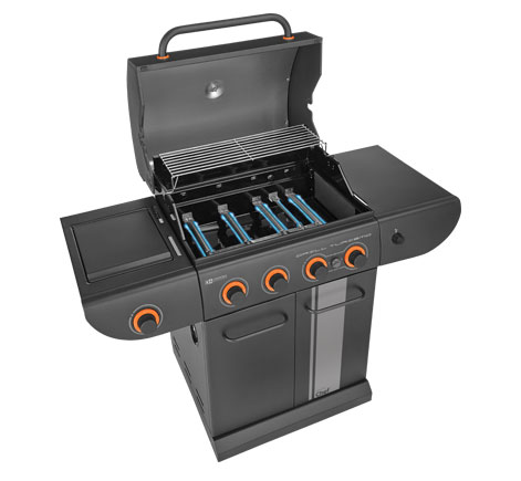 Flame Master Bbq.Master Chef Grill Turismo Barbecue